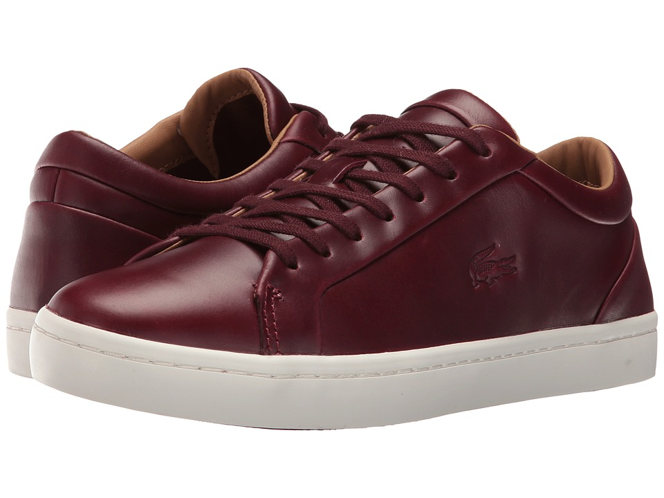 Lacoste Straightset 416 1 (Dark Red) Men