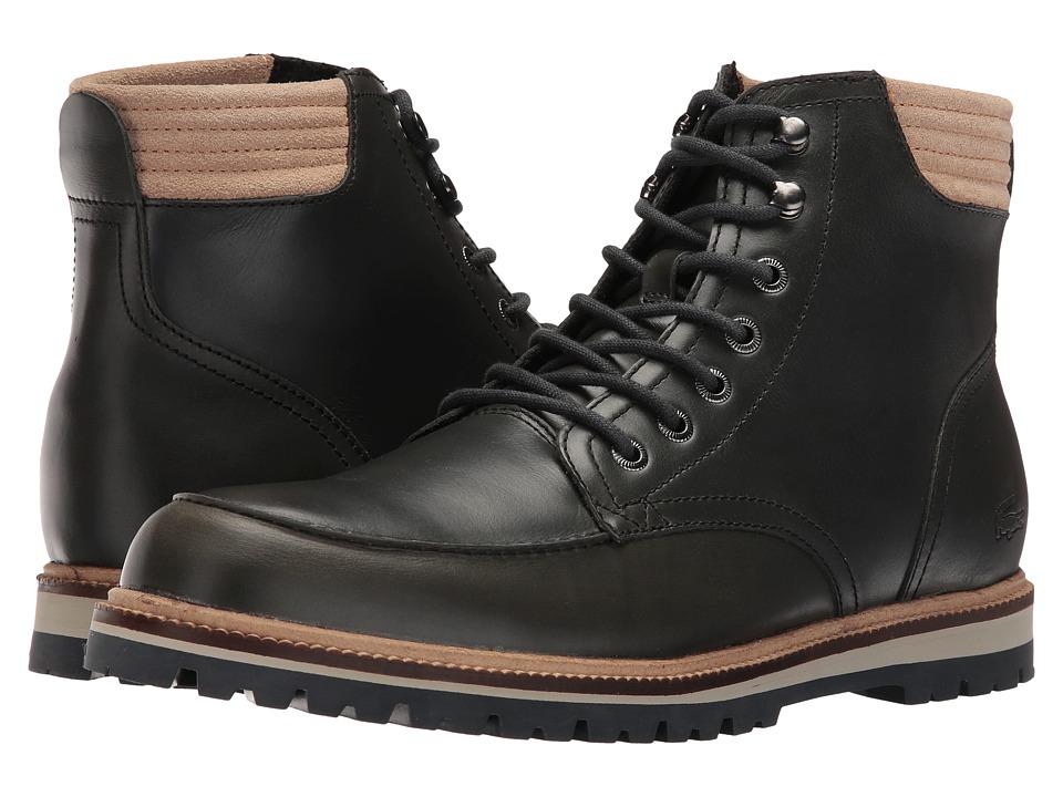 Lacoste Montbard Boot 416 1 (Dark Grey) Men