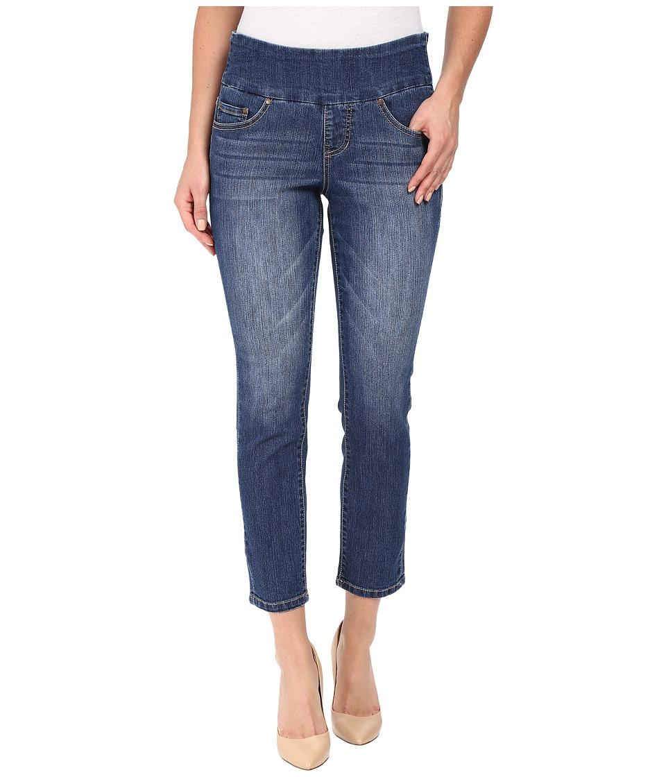 Jag Jeans Petite Petite Amelia Pull-On Slim Ankle Comfort Denim in Durango Wash (Durango Wash) Women