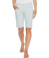 Jag Jeans Petite - Petite Ainsley Pull-On Classic Fit Bermuda Bay Twill