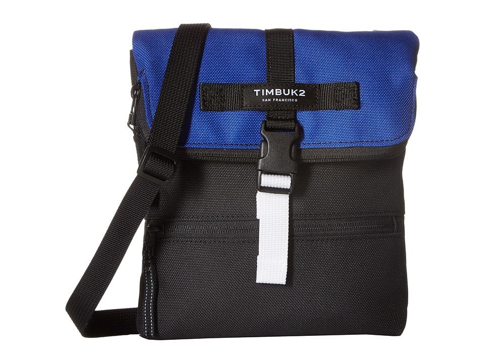 Timbuk2 - Prep Crossbody (Jet Black Dip) Cross Body Handbags