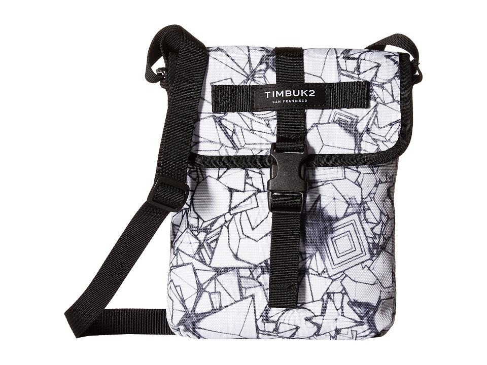 Timbuk2 - Pip Crossbody (Facet Print) Cross Body Handbags