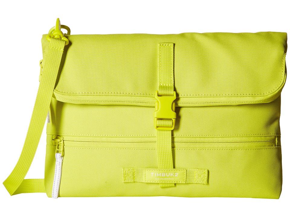 Timbuk2 - Page Crossbody (Sulphur) Cross Body Handbags