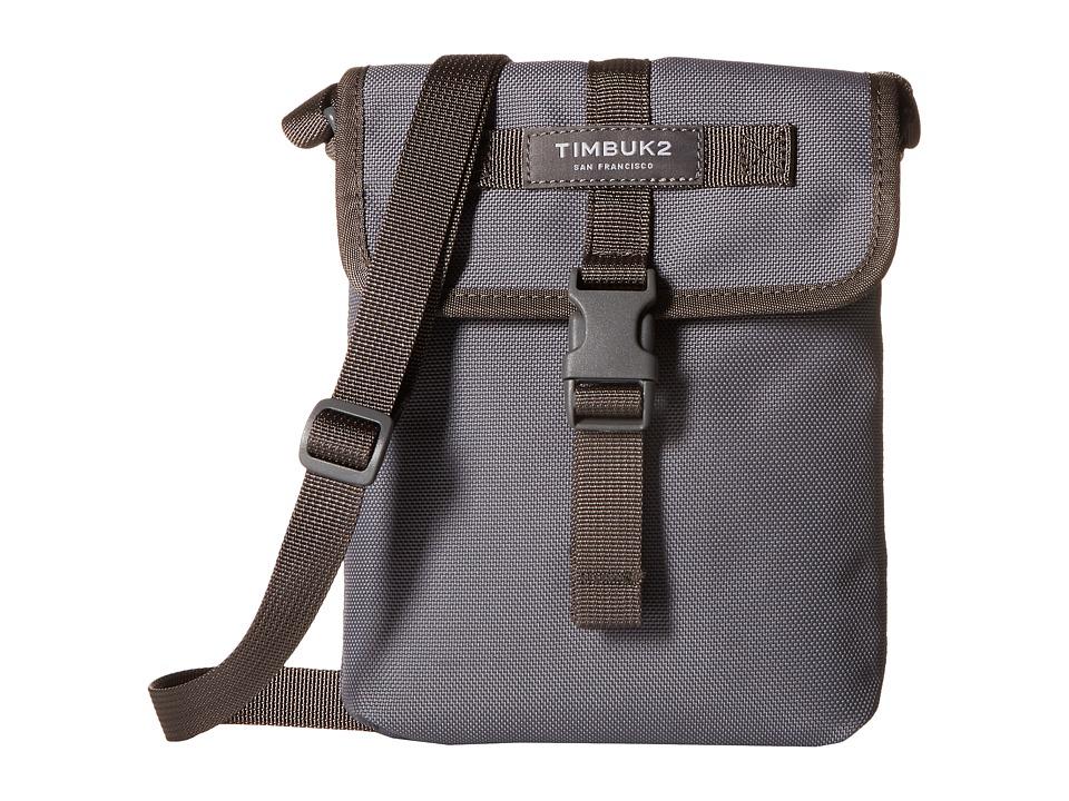Timbuk2 - Pip Crossbody (Gunmetal) Cross Body Handbags