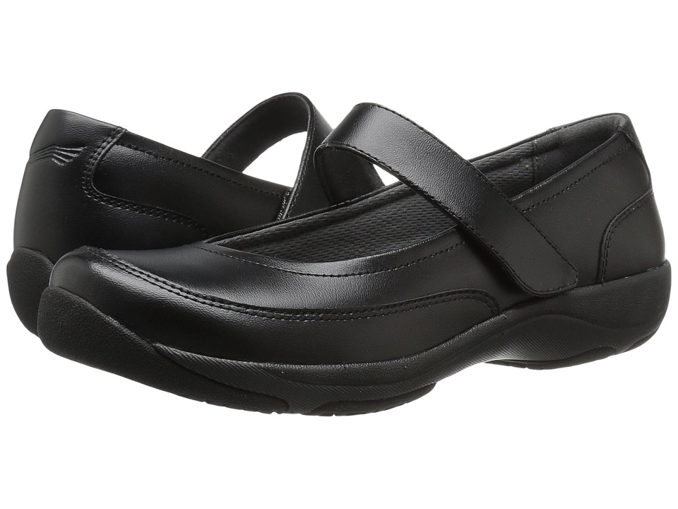 Dansko Edith (Black Leather) Women