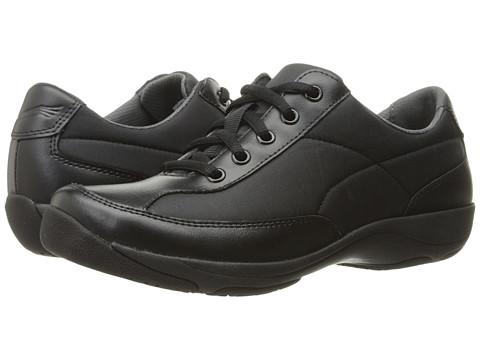 Dansko Emma - Black Nylon/Leather
