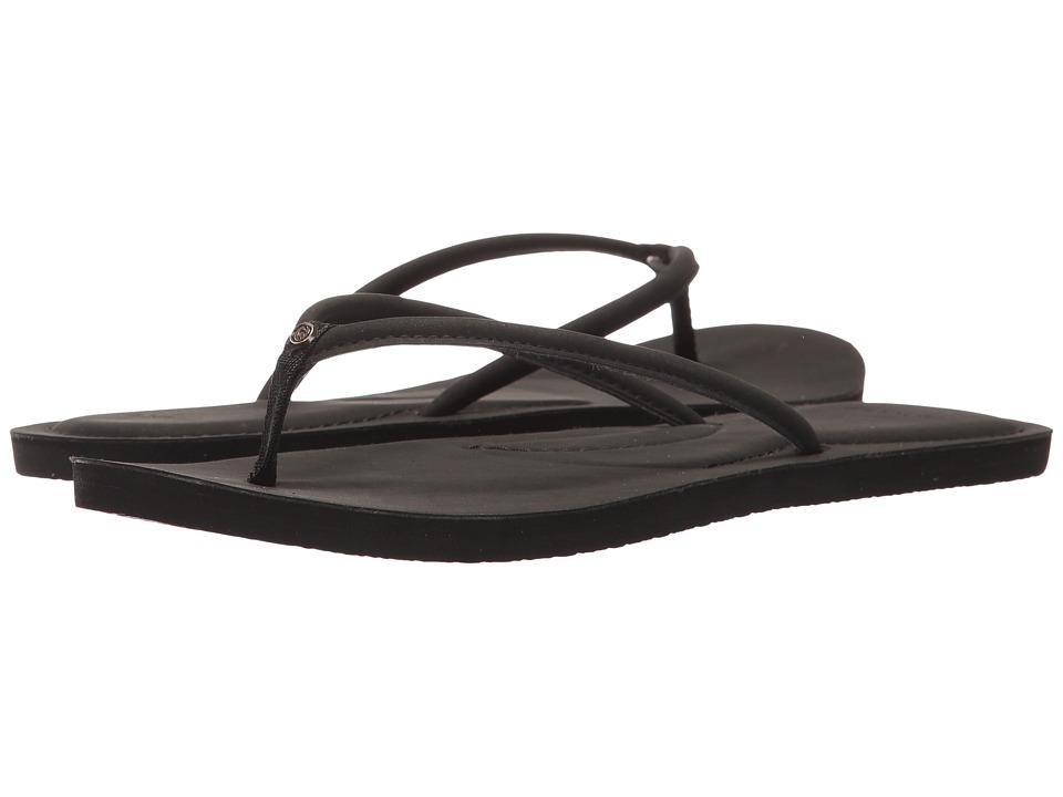 Rip Curl - Luna (Black) Women's Sandals