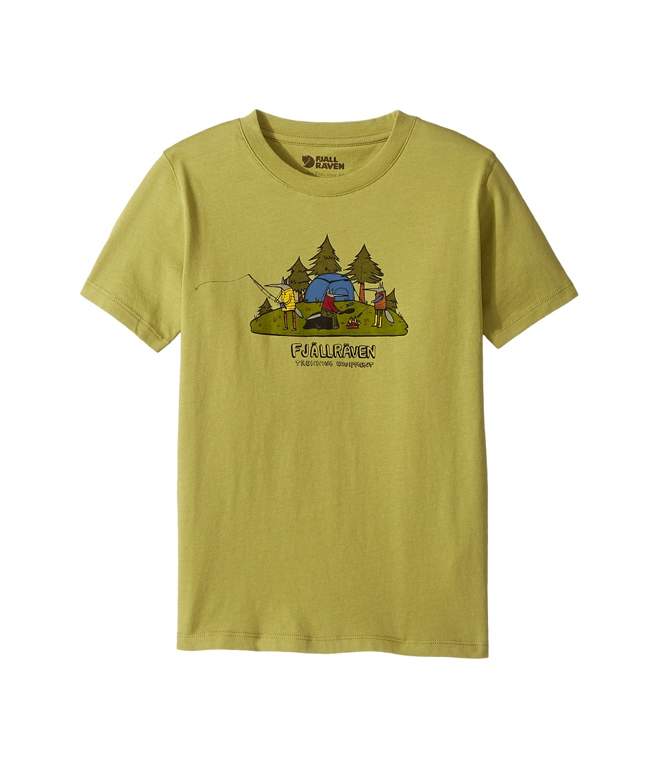 Fjallraven Kids - Camping Foxes T