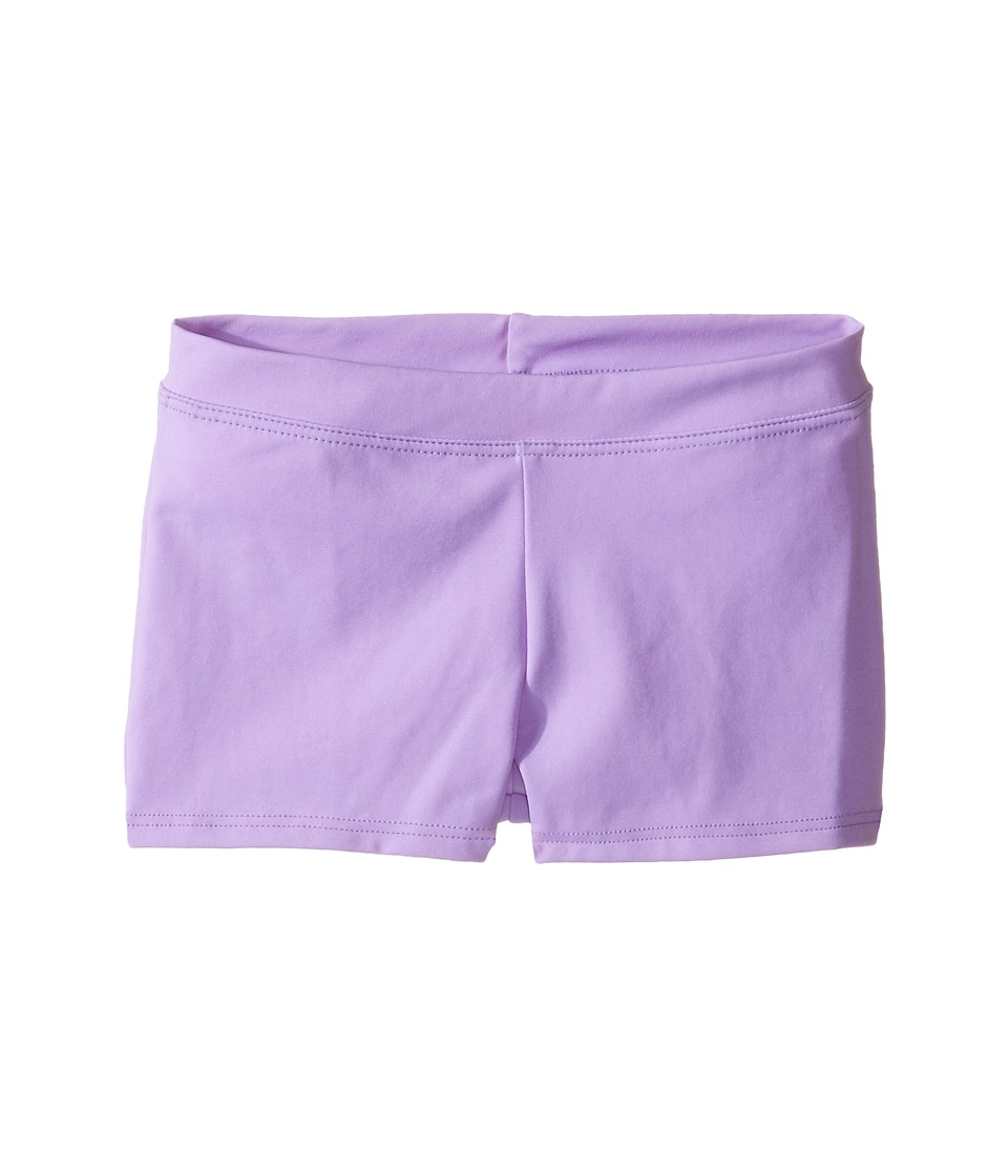 Capezio Kids - Team Basic Boycut Low Rise Shorts