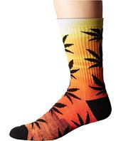HUF - Maui Waui Plantlife Crew Sock