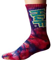 HUF - H*** N Trix Crew Sock
