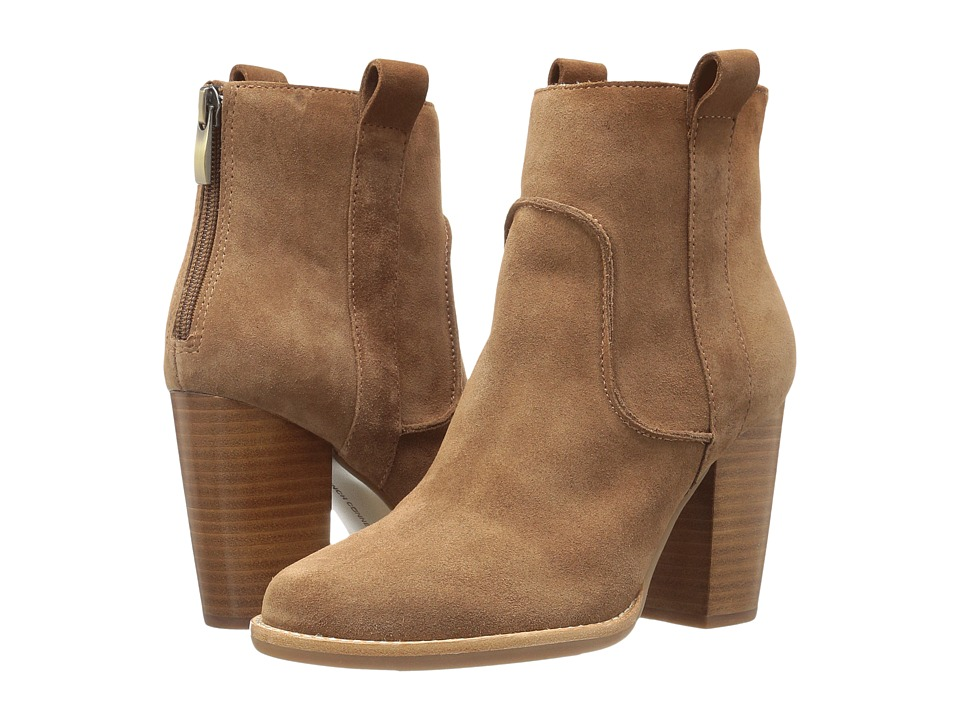 French Connection - Avabba (Tan Split Suede) Women
