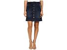 Jag Jeans Petite - Petite Florence Skirt Republic Denim in Indigo Steel