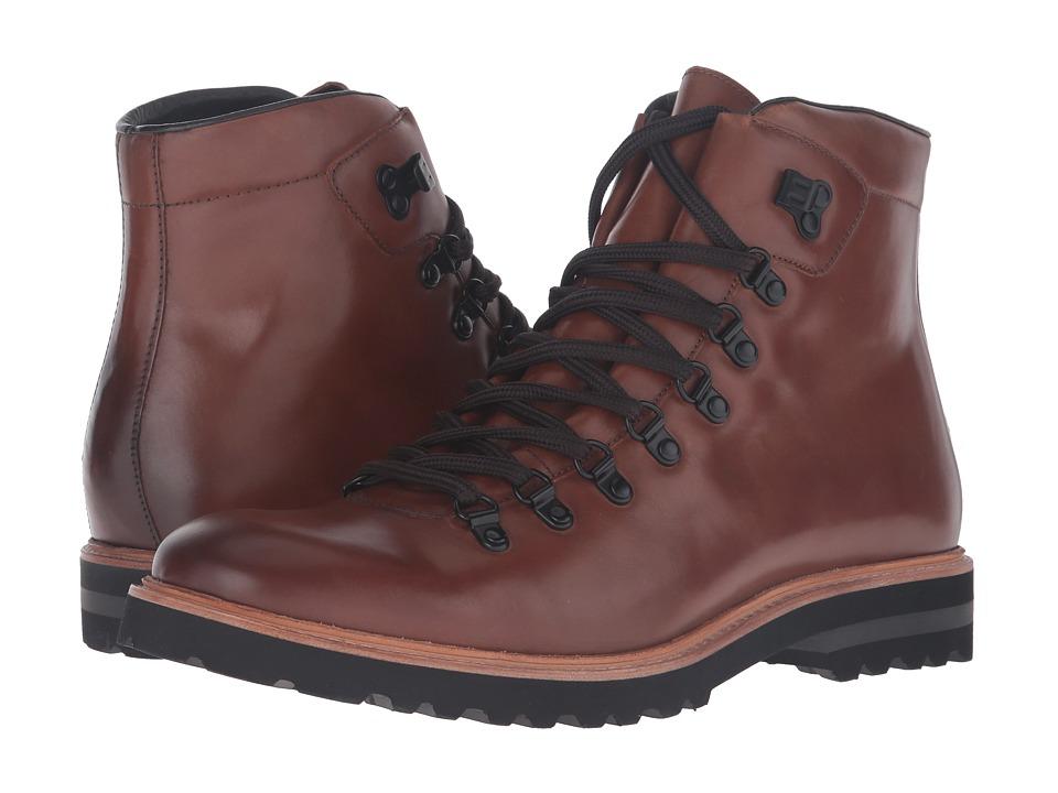 Kenneth Cole New York Click Ur Heels (Cognac) Men