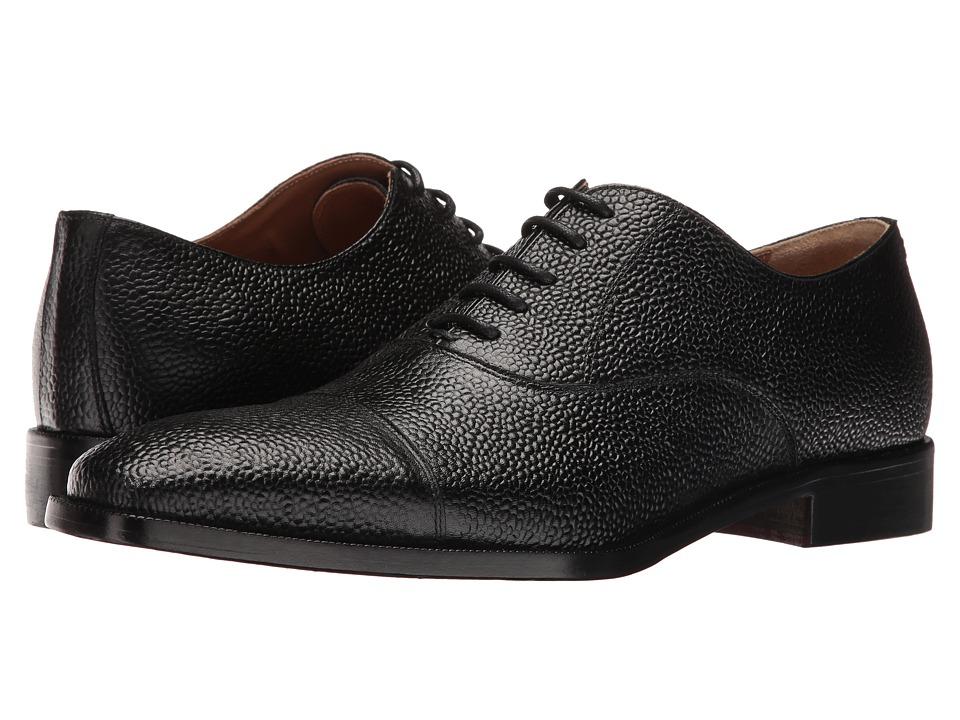 Kenneth Cole New York Coat N Tie (Black) Men