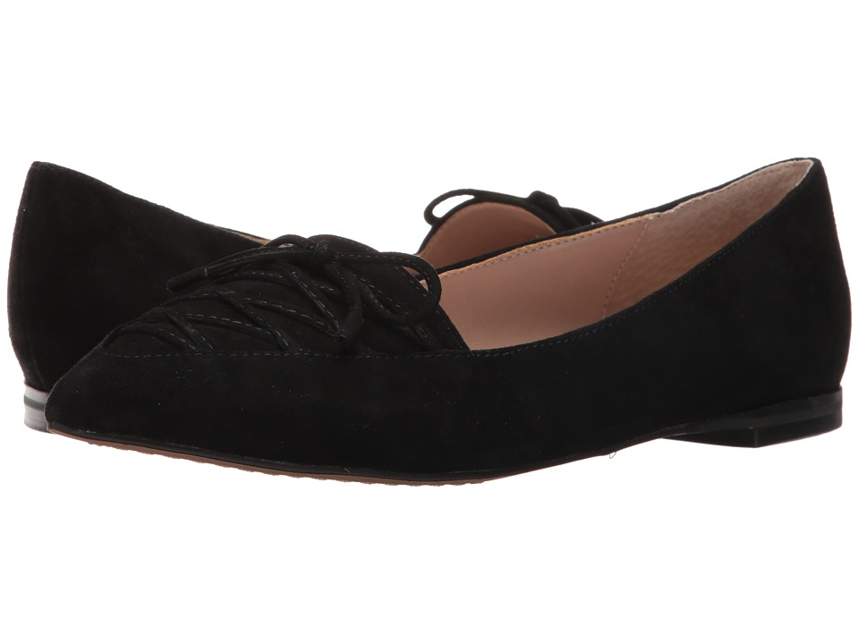 French Connection - Gesine (Black Kid Suede) Women