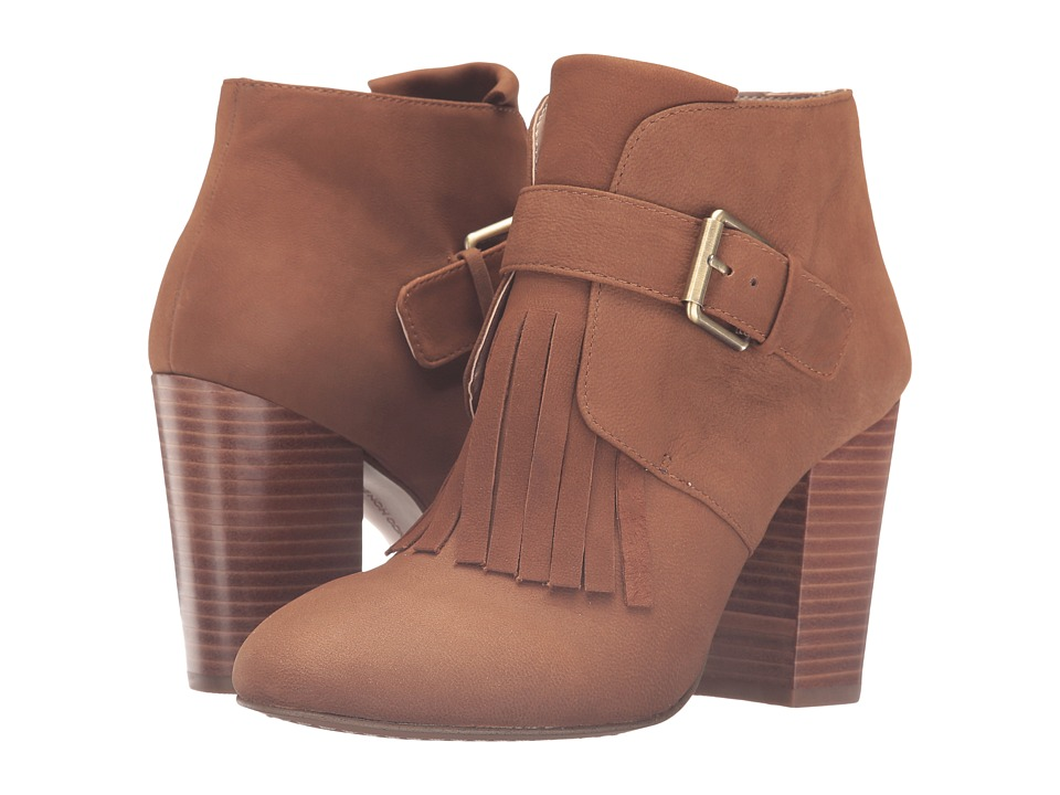 French Connection - Lyle (Tan Goat Oily Nubuck) Women