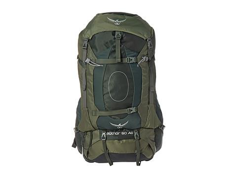 Osprey Aether AG 60 - Adriondack Green