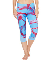 Reebok - Running Essentials Capri Tights Print B