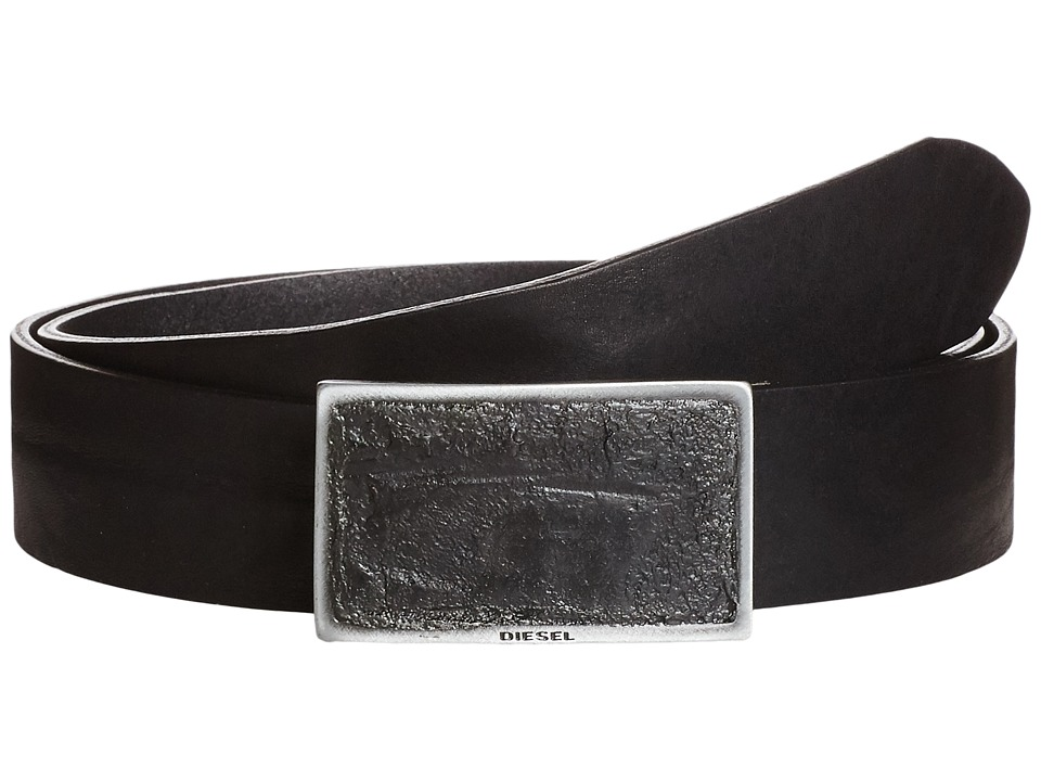 Diesel - B-Bond - Belt (Black) Men
