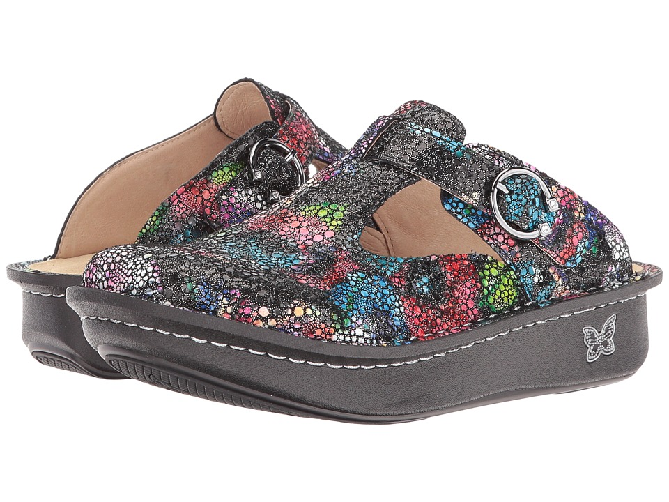 Alegria - Classic (Bubblish) Womens Clog Shoes