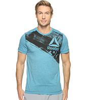 Reebok - Speedwick Blend Hand Crafted Short Sleeve Top