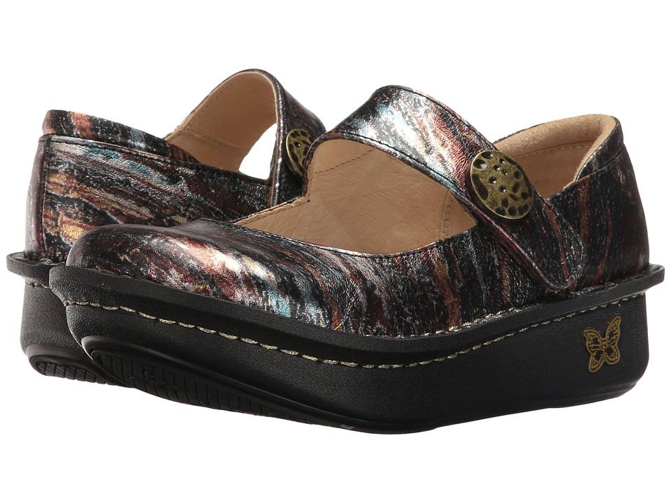 Alegria Paloma (Earthen) Maryjane Shoes