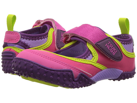 Tsukihoshi Kids Neo (Toddler/Little Kid) - Fuchsia/Lavender