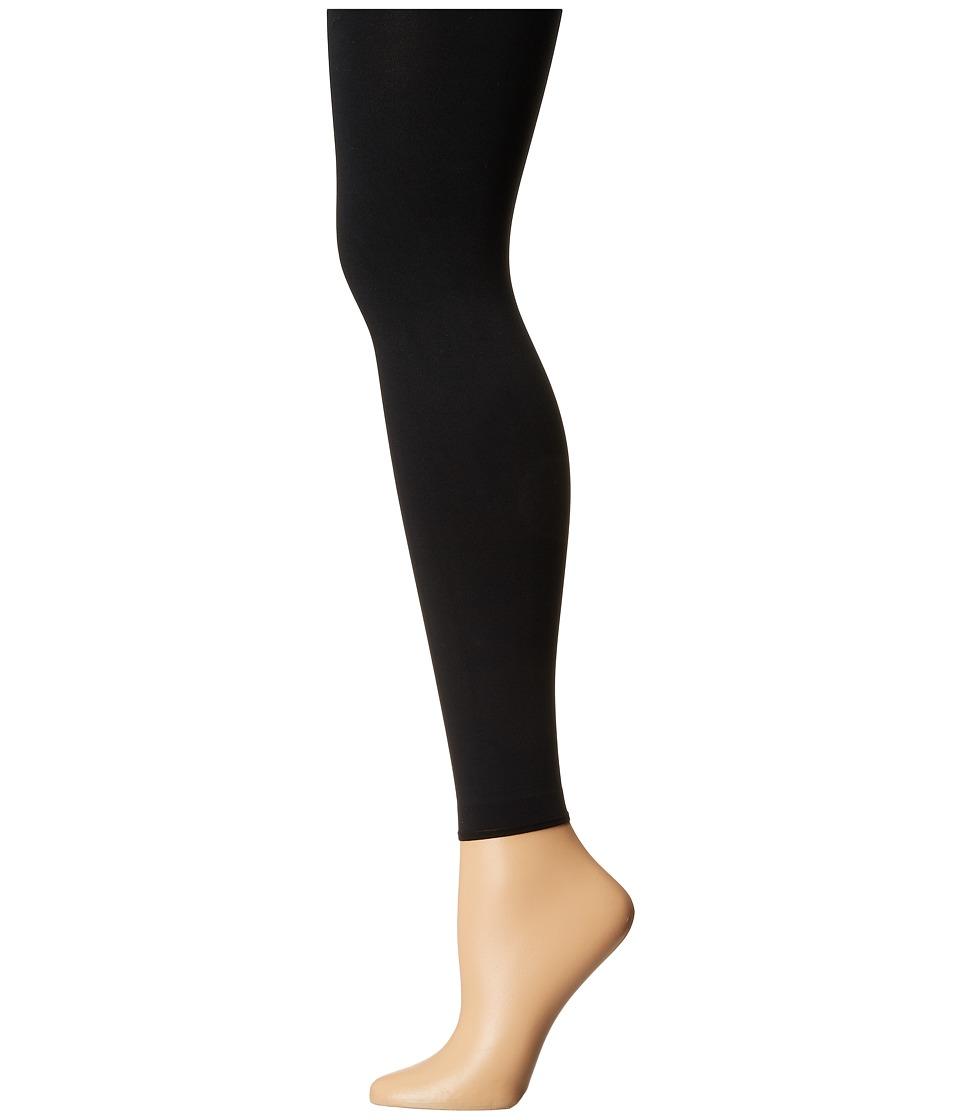 Falke - Pure Matt 100 Leggings (Black) Hose