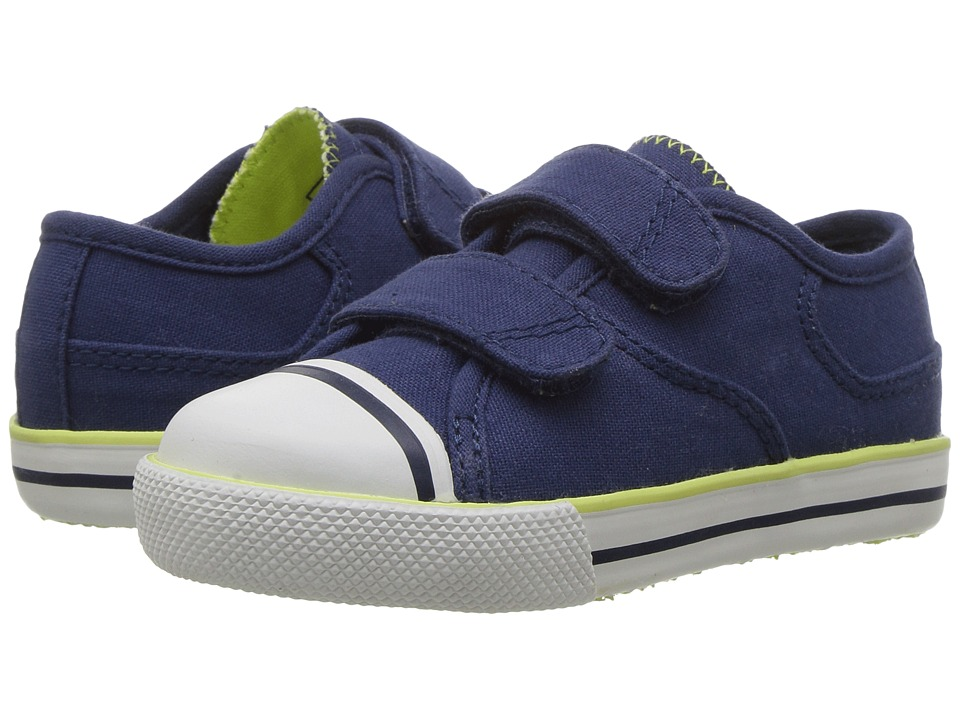 Umi Kids Claud (Toddler/Little Kid) (Navy) Boy's Shoes