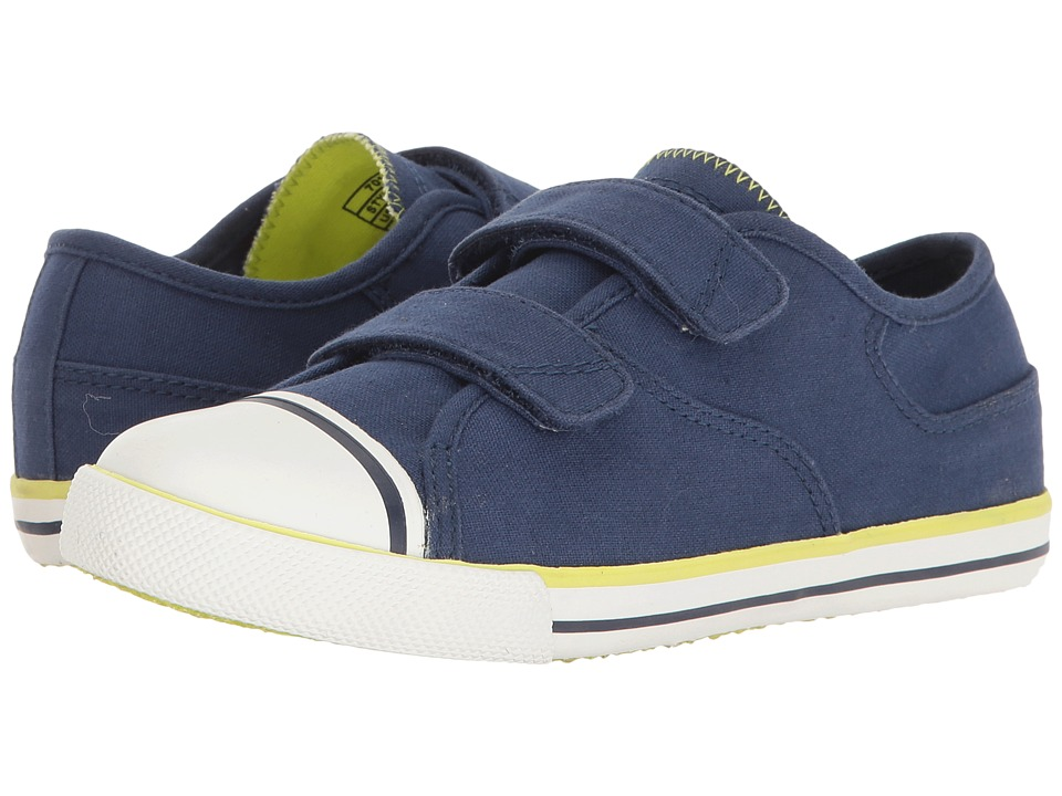 Umi Kids Claud II (Little Kid/Big Kid) (Navy) Boy's Shoes