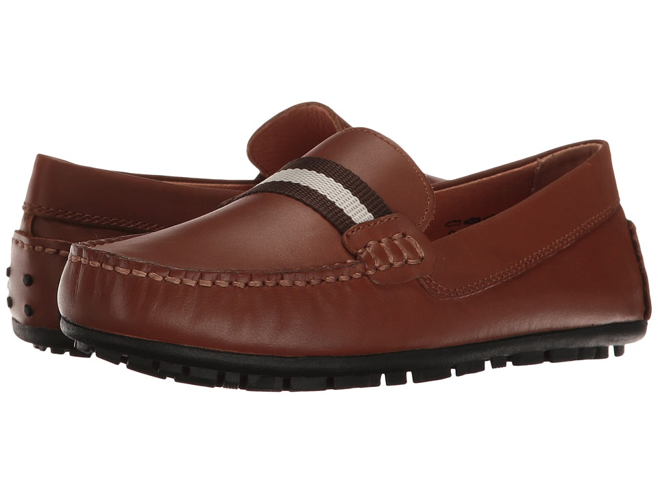 Umi Kids Aiken II (Little Kid/Big Kid) (Cognac) Boy's Shoes