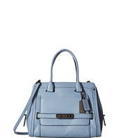 COACH - Smooth Calf Light Coach Swagger Frame Satchel II