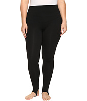 Yummie by Heather Thomson - Plus Size Compact Cotton Control Madden Stirrup Leggings