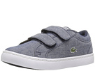 Lacoste Kids - Straightset Lace 117 3 SP17 (Toddler/Little Kid)