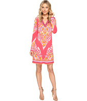 Hale Bob - The Sweetspot Matt Microfiber Jersey Dress with Beads