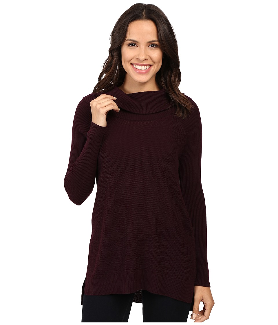 LAmade London Turtleneck Pullover (Pinot) Women
