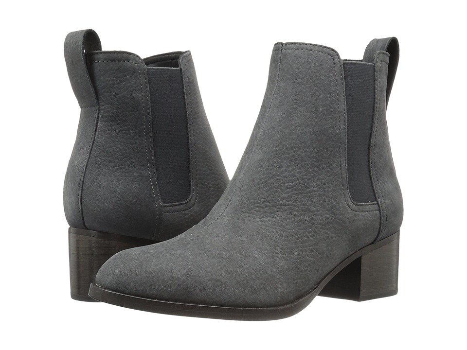 rag & bone Walker Boot (Charcoal Nubuck) Women