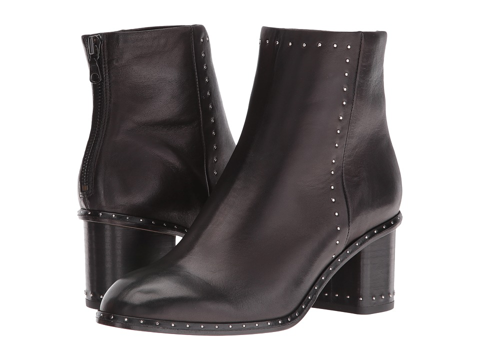 rag & bone Willow Stud Boot (Black) Women