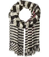 Marc Jacobs - Textured Zebra Paradise Stole