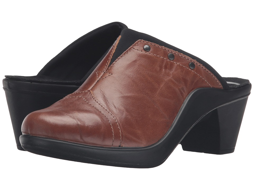 Romika - Mokassetta 271 (Brandy) Womens Clog Shoes