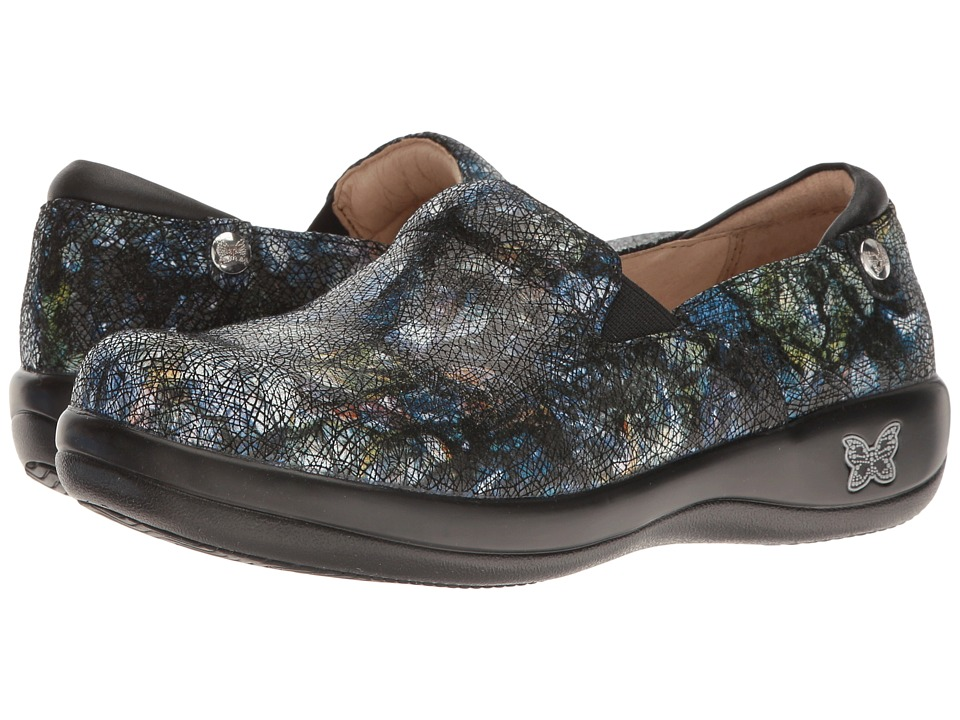 Alegria Keli Professional (Quarry Crackle) Women's Shoes