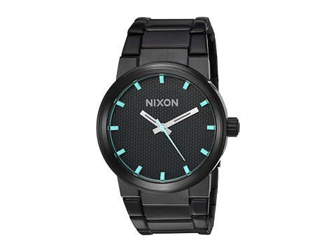 Nixon The Cannon X The Dark Energy Collection - All Black/Blue