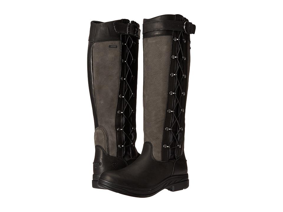 Ariat Grasmere Pro GTX- Wide Calf (Black) Cowboy Boots