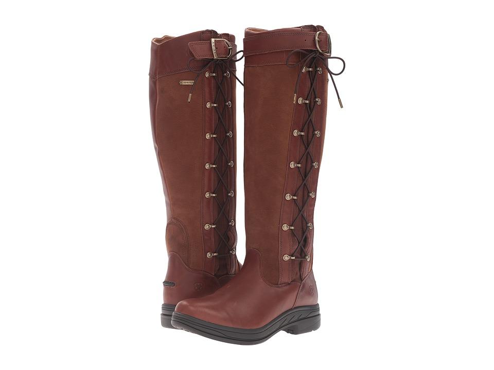 Ariat Grasmere Pro GTX- Wide Calf (Briar) Cowboy Boots