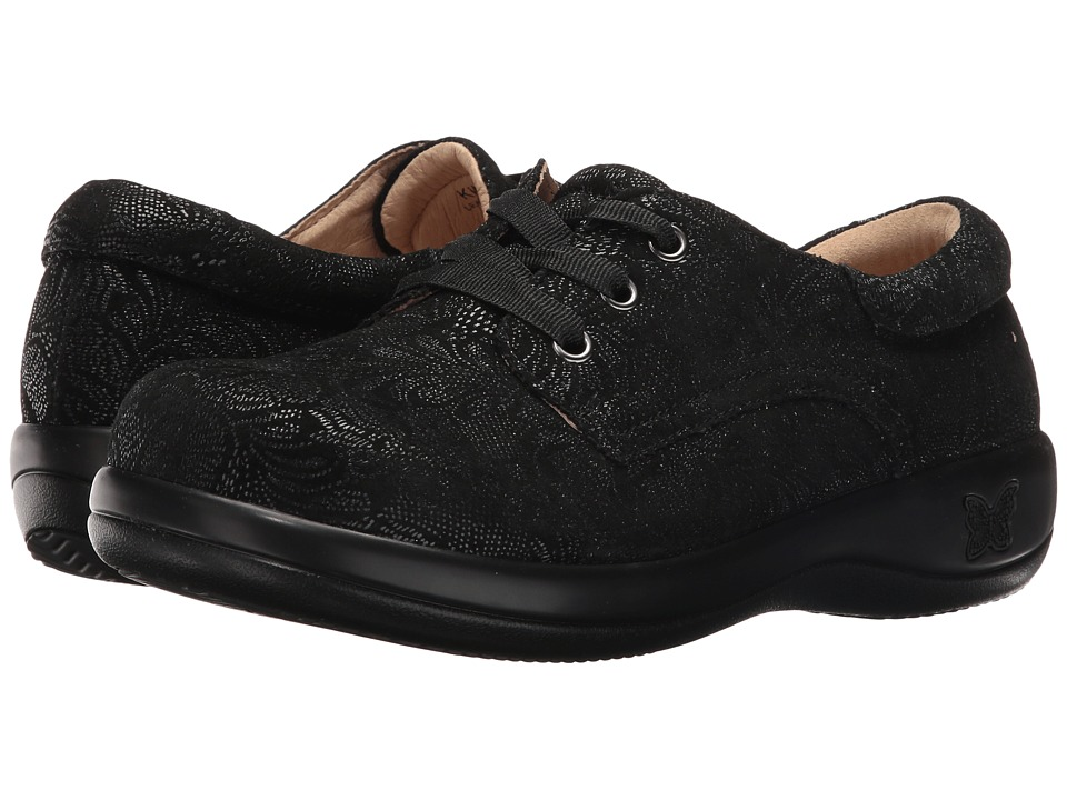 Alegria Kimi (Black Leaf) Women's  Shoes