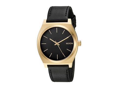 Nixon Time Teller - Gold/Black/Black