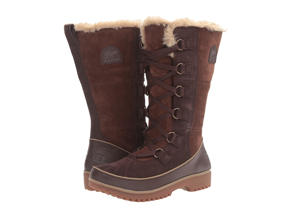 SOREL - Tivoli High II (Tobacco/Flax) Women