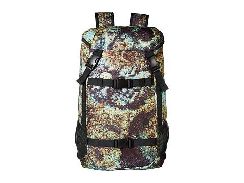 Nixon The Landlock Backpack - Riffe Digi-Tek Camo