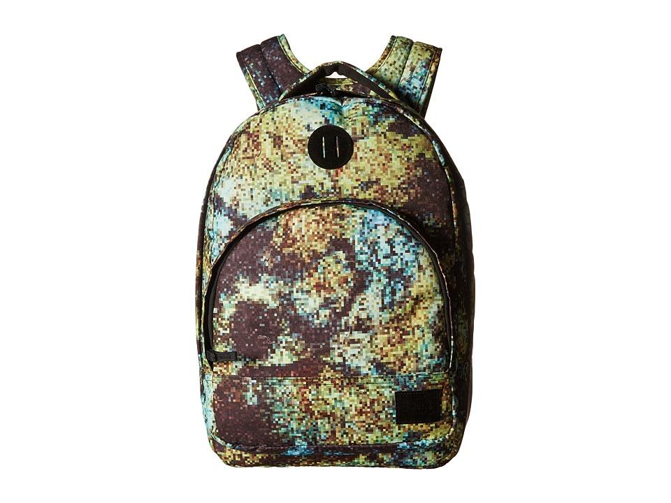 Nixon - The Grandview Backpack (Riffe Digi-Tek Camo) Backpack Bags